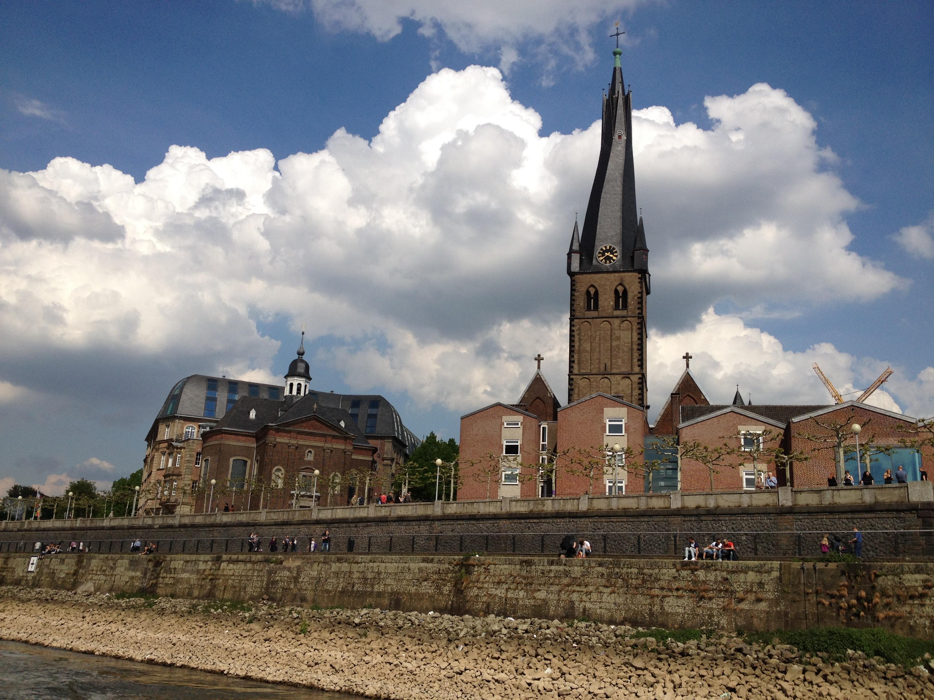 Von Köln Nach Duisburg