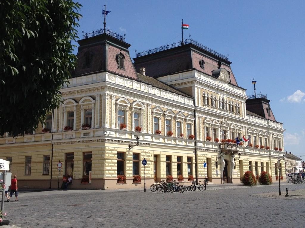 Rathaus zu Baja