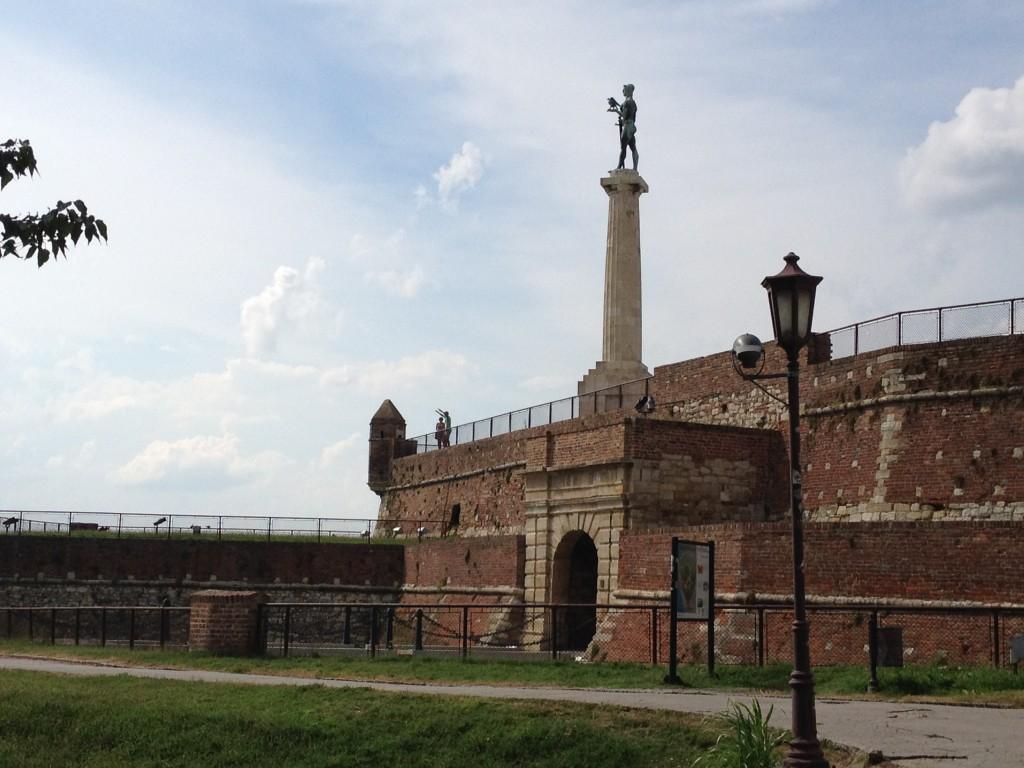 Die Festung Belgrad`s