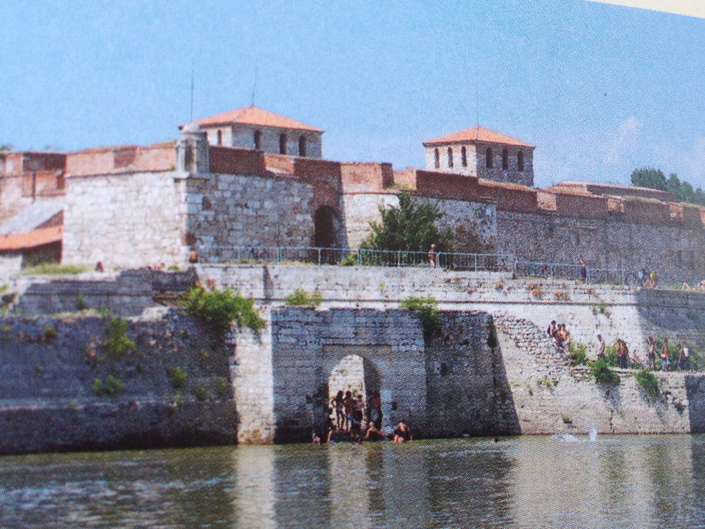 Die Festung Baba Vida bei Vidin