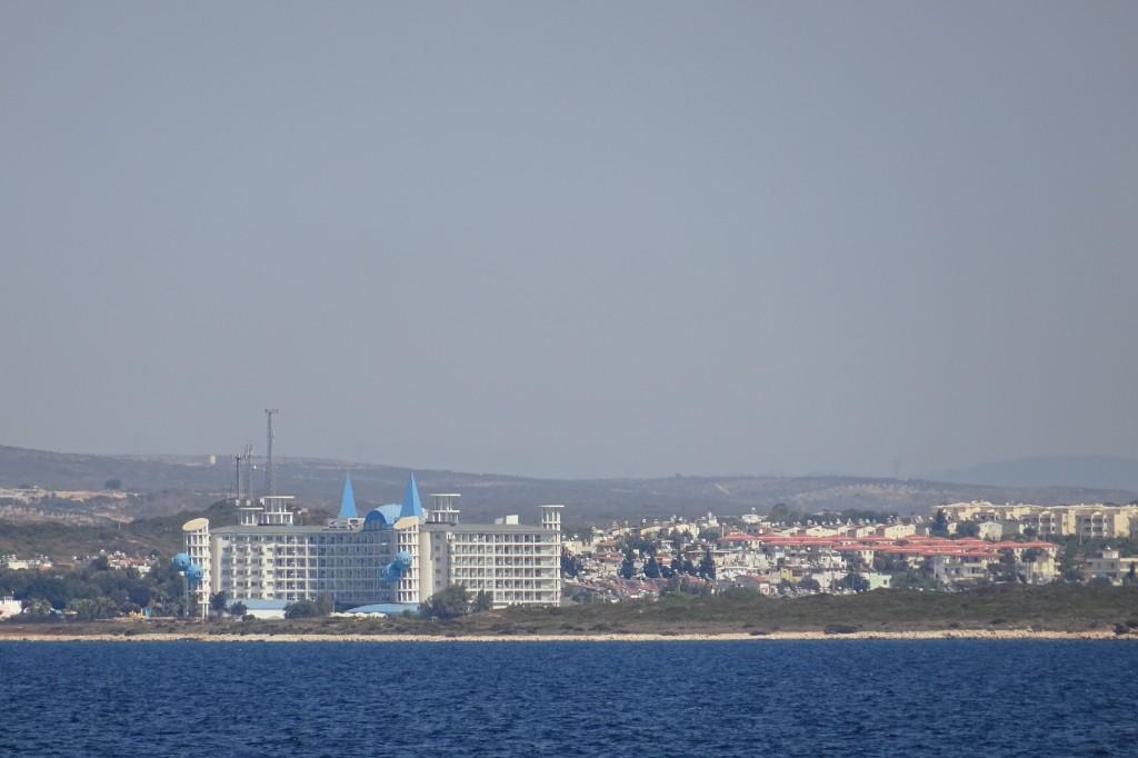 die Stadt Didim