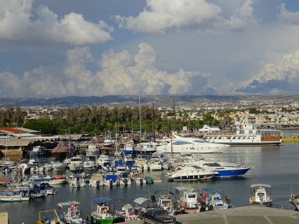 von Finike nach Pafos und Limassol 049