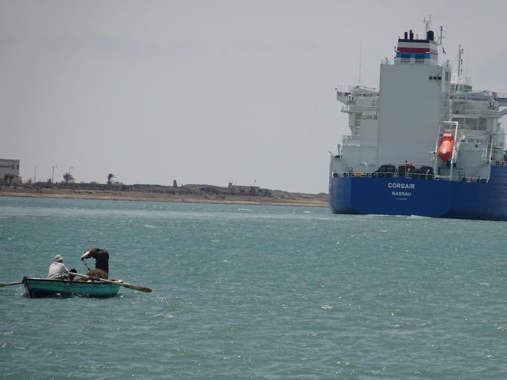 Suezkanal Port Said-Ismailiya-Suez 023
