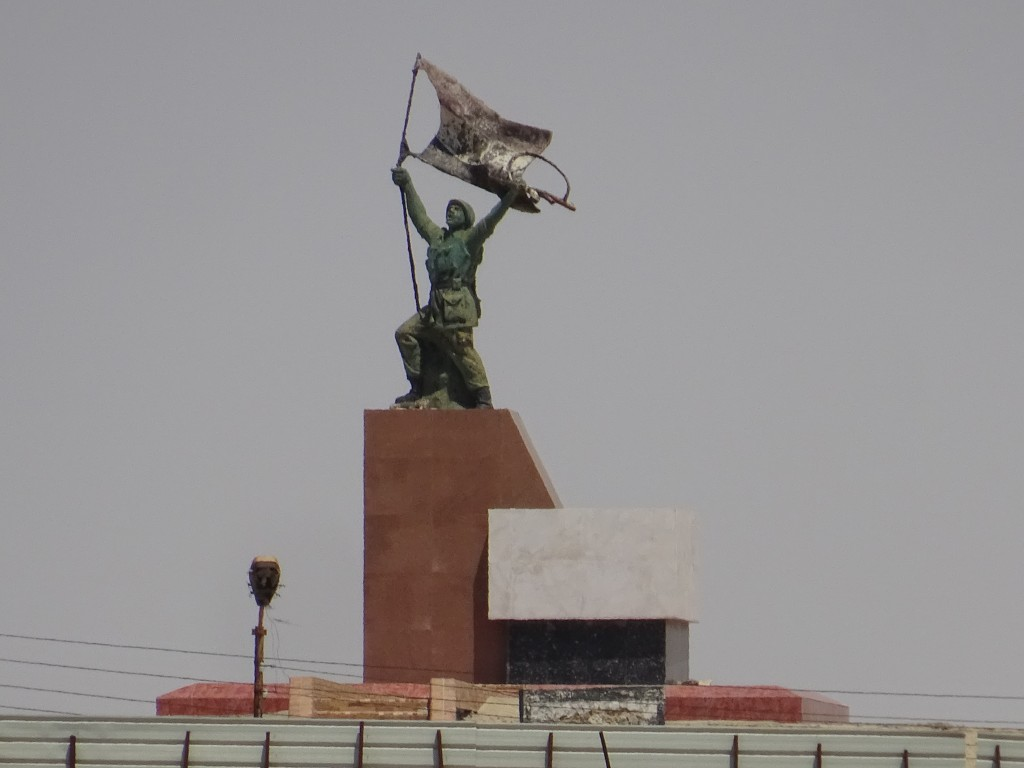 Suezkanal Port Said-Ismailiya-Suez 041