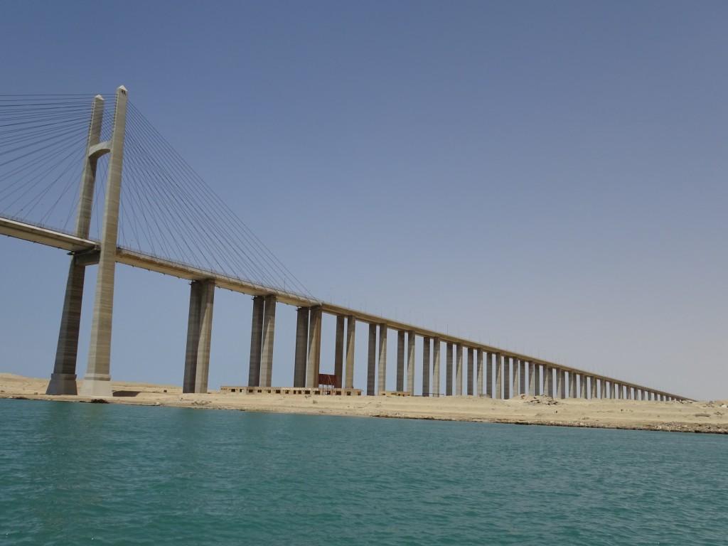 Suezkanal Port Said-Ismailiya-Suez 043