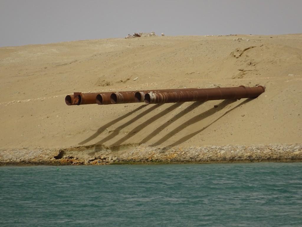 Suezkanal Port Said-Ismailiya-Suez 065