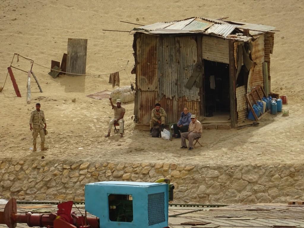 Suezkanal Port Said-Ismailiya-Suez 072