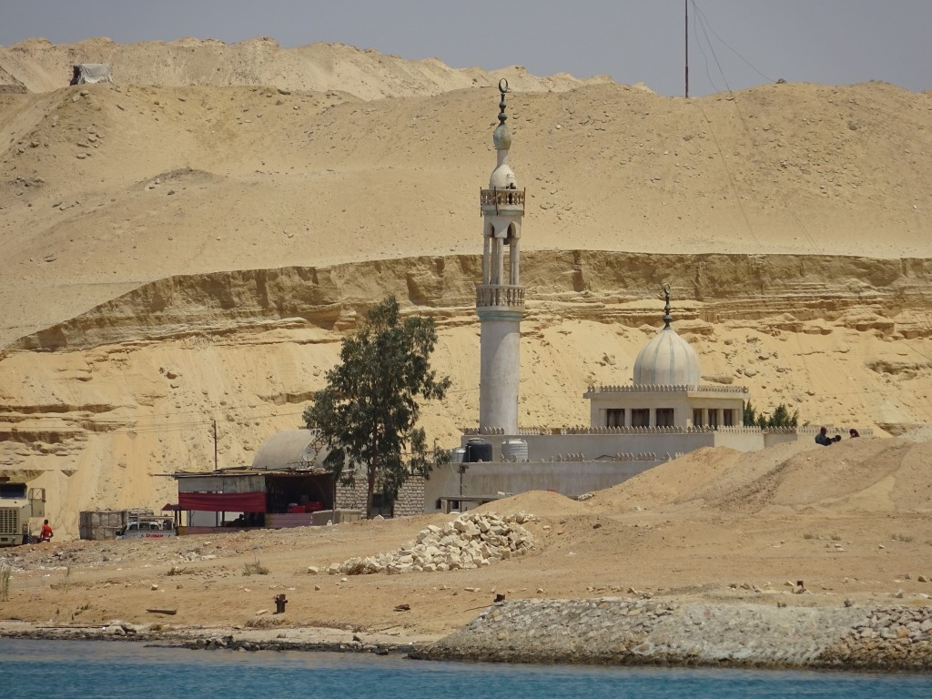 Suezkanal Port Said-Ismailiya-Suez 124