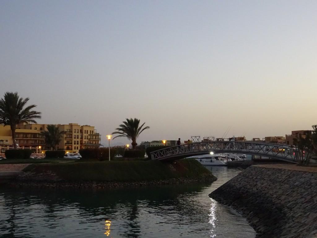 El Gouna und Abdu 006