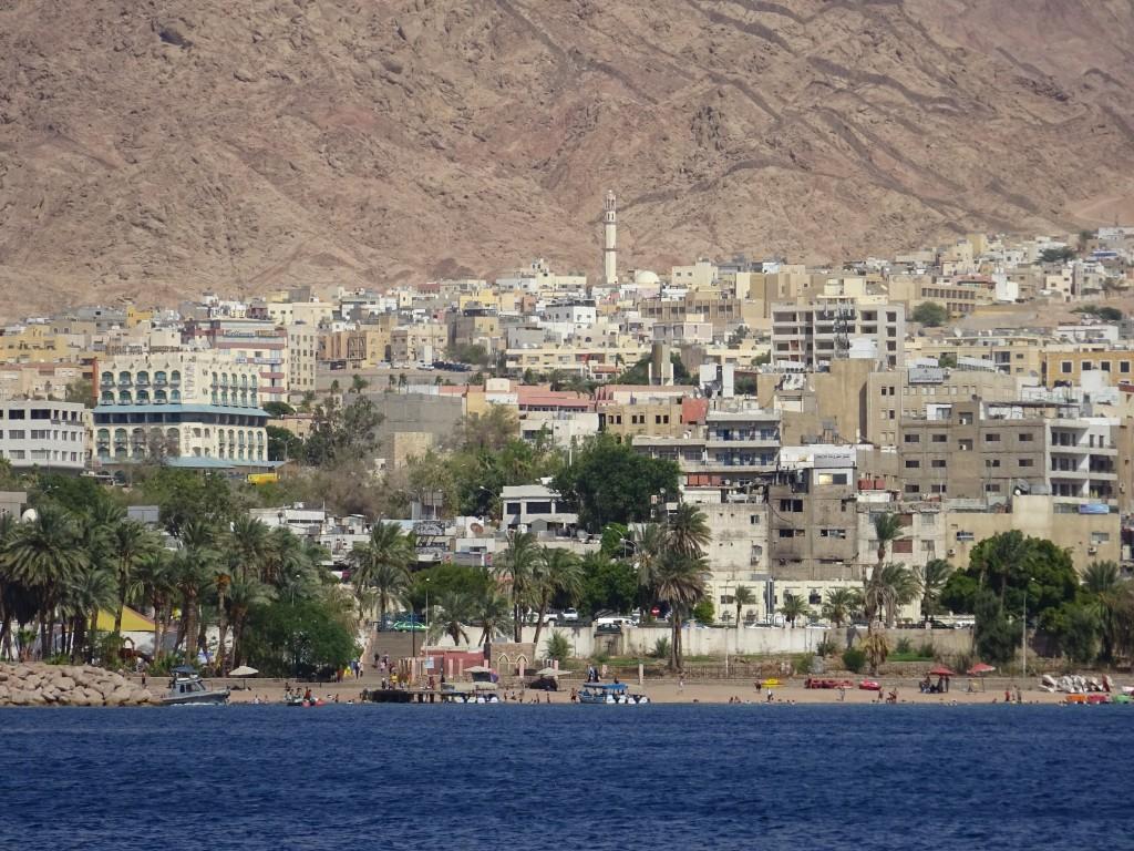 Hurghada, Fahrt, und Aqaba 016