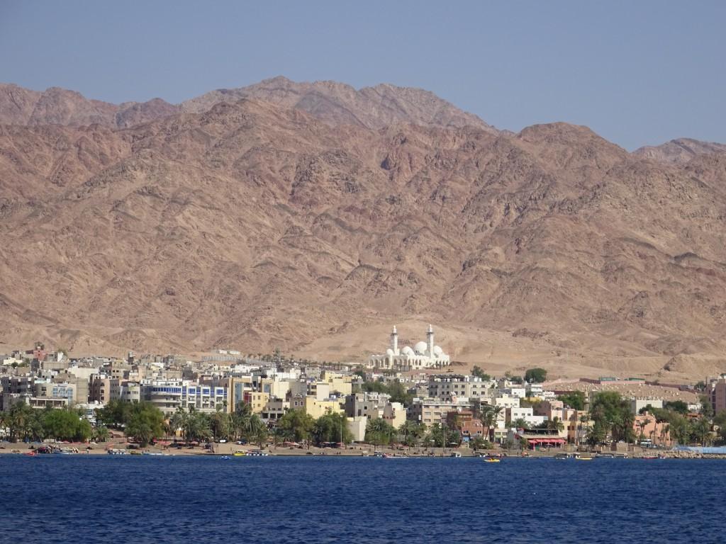 Hurghada, Fahrt, und Aqaba 017