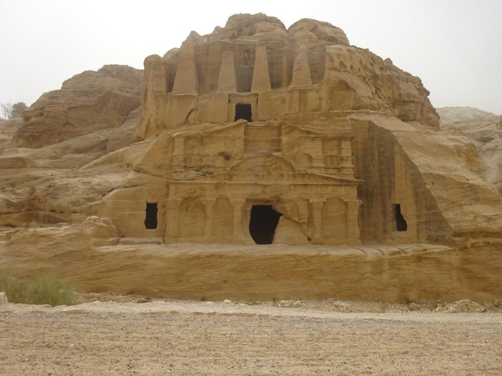 Aqaba, Petra und Wüstenstaub 019