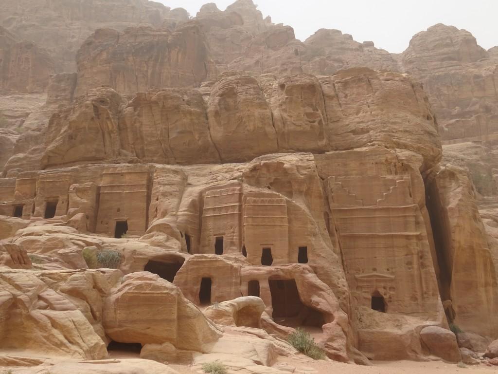 Aqaba, Petra und Wüstenstaub 061