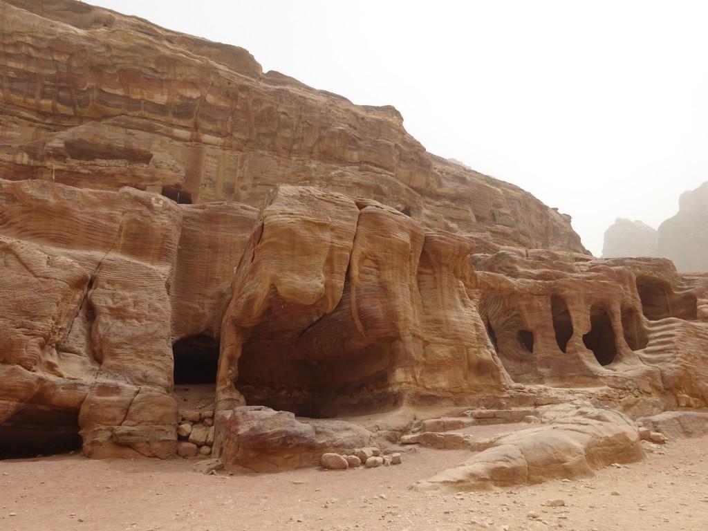 Aqaba, Petra und Wüstenstaub 065