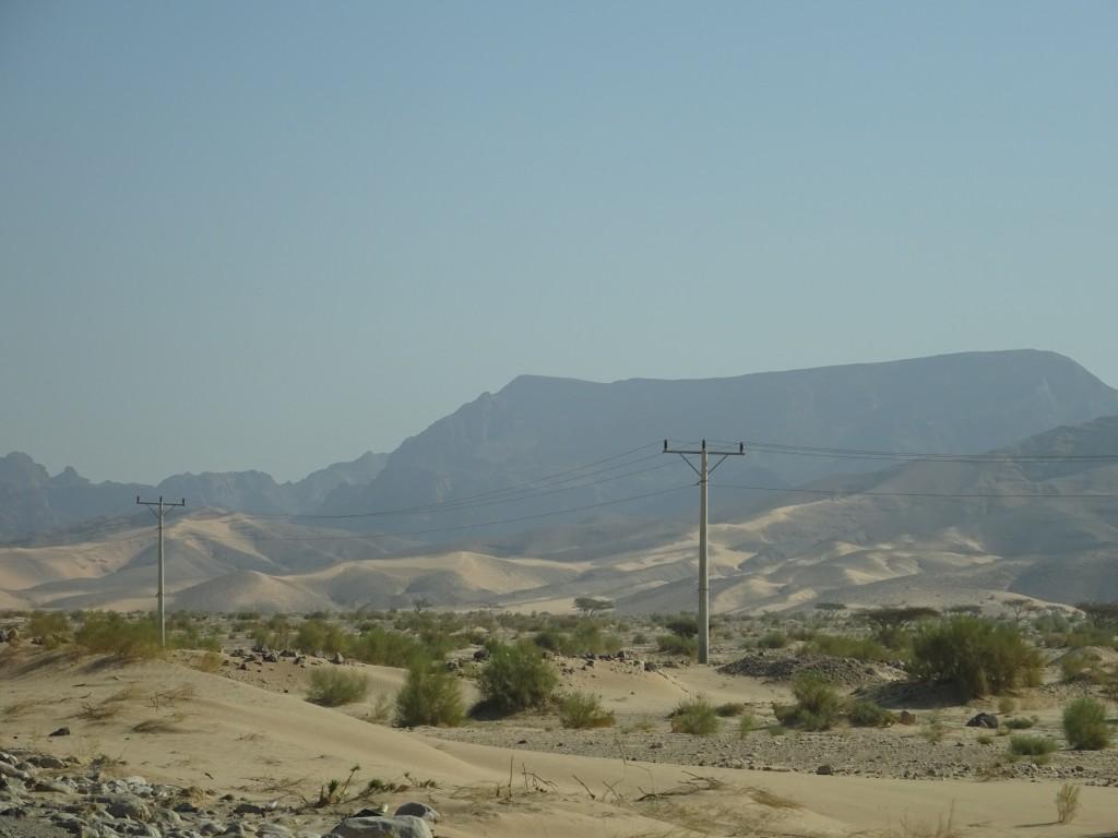 Fahrt nach Amman und die Stadt 007