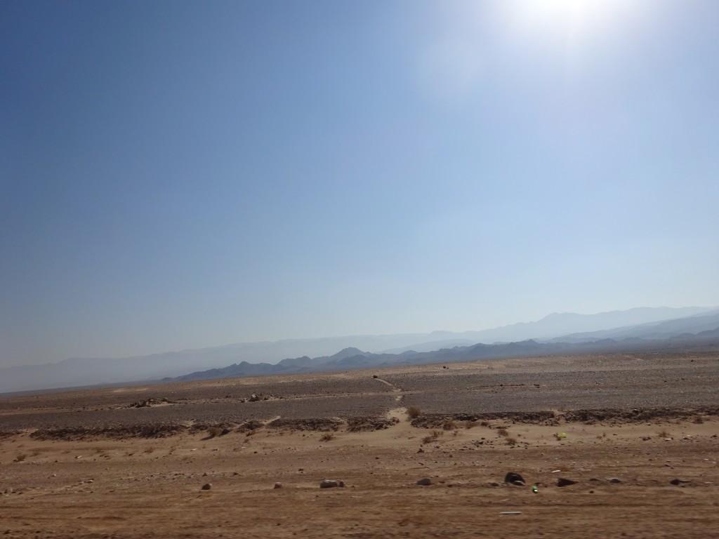 Fahrt nach Amman und die Stadt 011