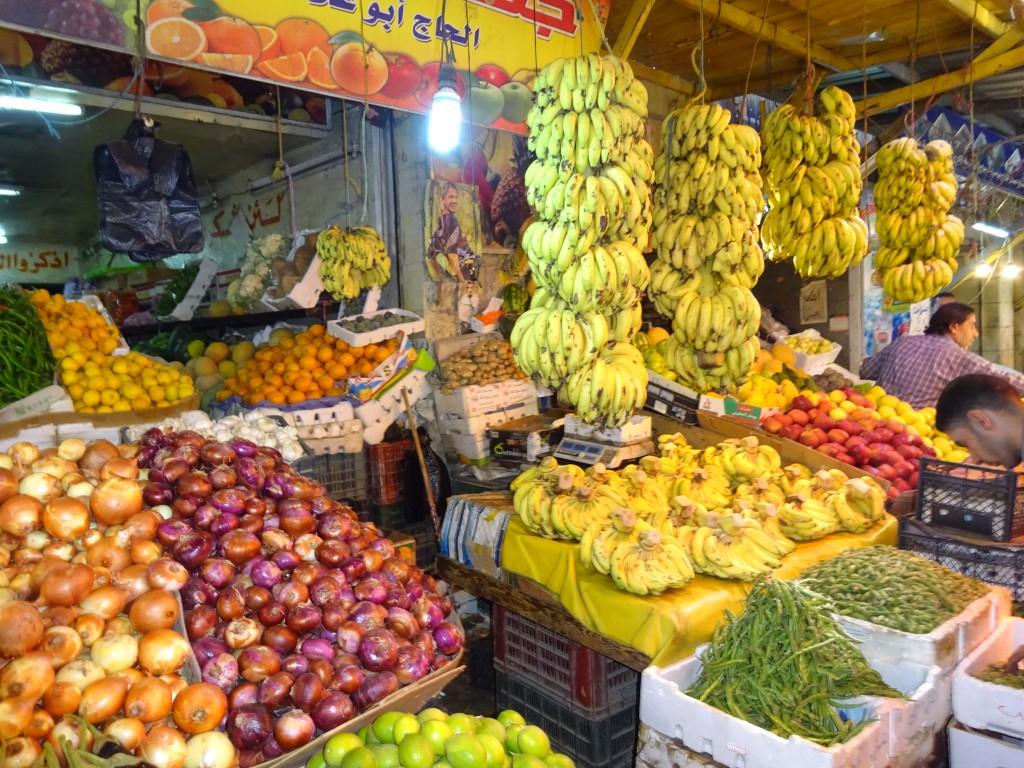 Fahrt nach Amman und die Stadt 052