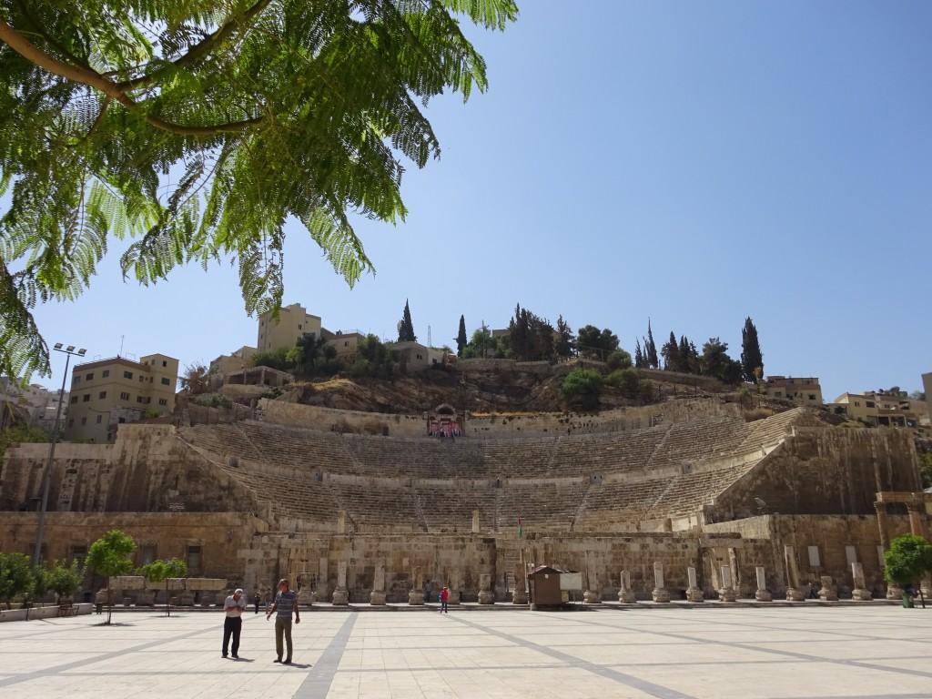 Fahrt nach Amman und die Stadt 056