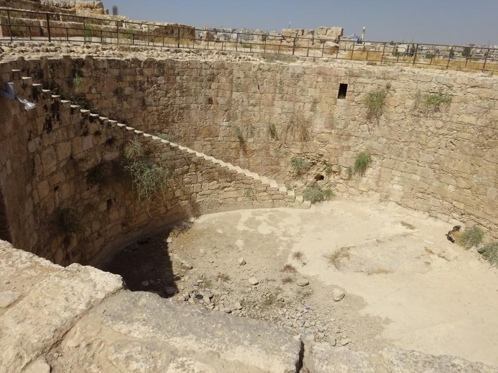 Fahrt nach Amman und die Stadt 090
