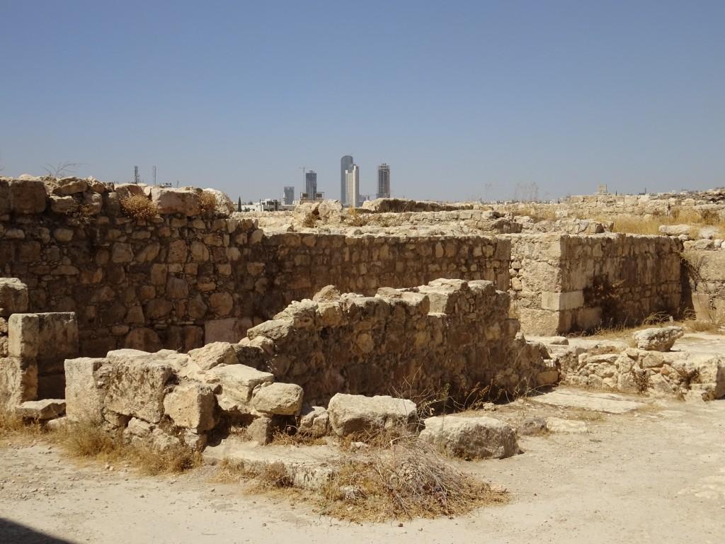 Fahrt nach Amman und die Stadt 096