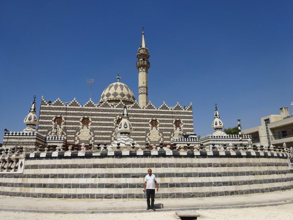 Fahrt nach Amman und die Stadt 102