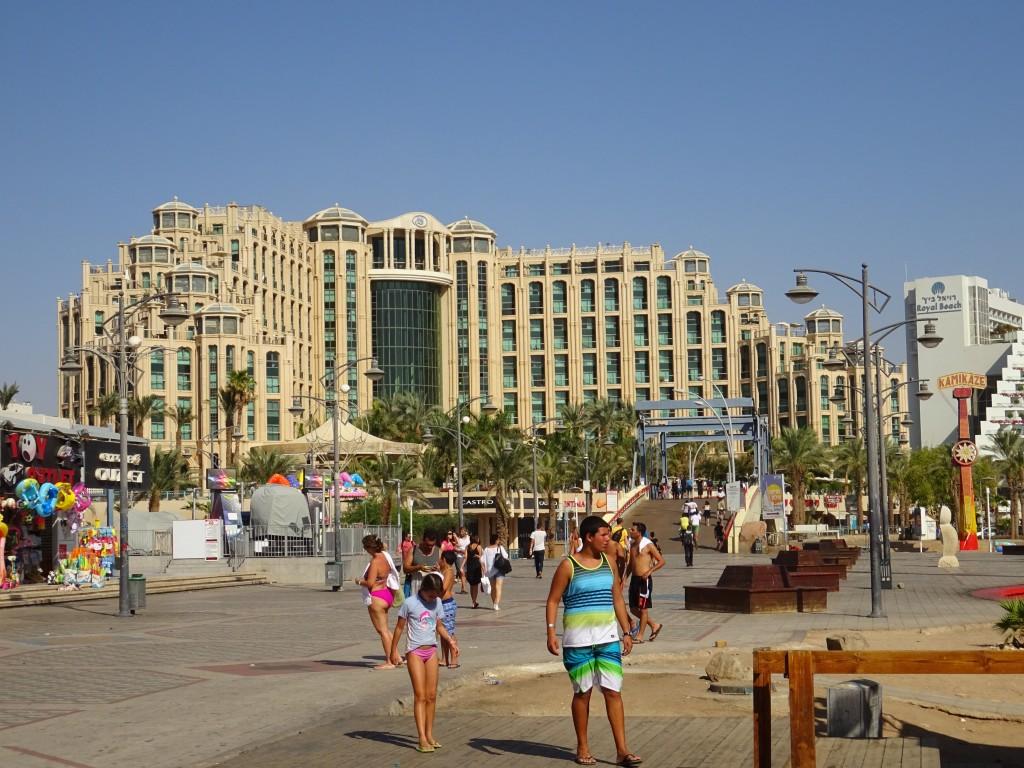 Aqaba, Bäckereibesichtigung und Eilat 052