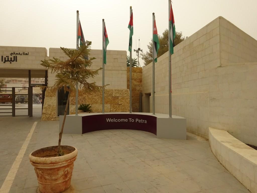 Aqaba, Petra und Wüstenstaub 099
