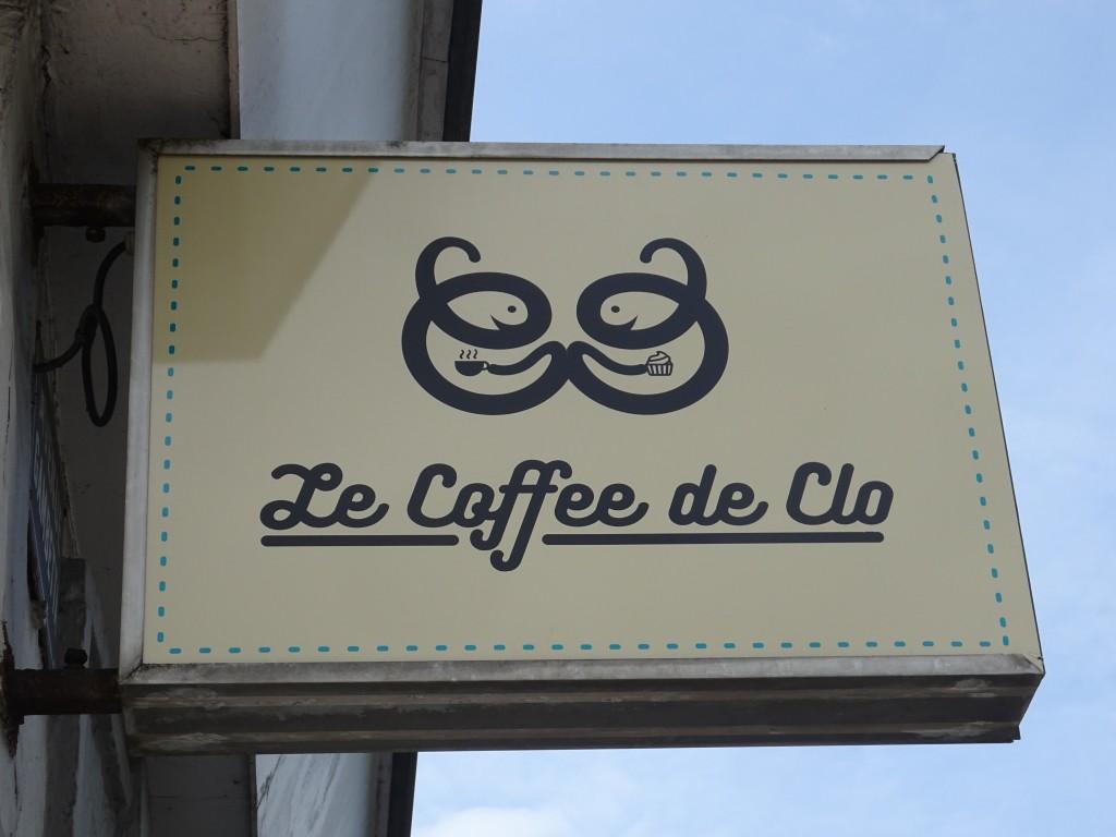 Kaffee auf dem Klo???